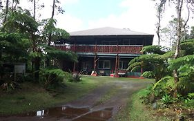 Aloha Crater Lodge And Lava Tube Tours Volcano Hi