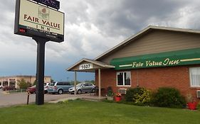 Fair Value Inn Rapid City South Dakota