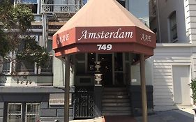 Amsterdam Hostel San Francisco Review