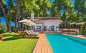The White Villa at Sani Chalkidiki