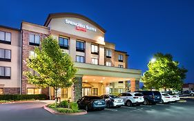Springhill Suites By Marriott Sacramento Roseville photos Exterior
