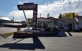 Rocket Motel Custer South Dakota