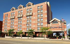 Hampton Inn Boston Cambridge  3* United States