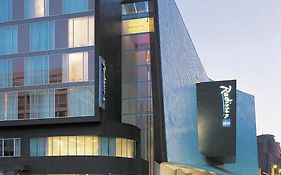 Radisson Blu Glasgow Scotland