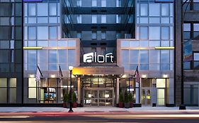 Aloft Hotel in Brooklyn