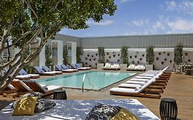 Mondrian Hotel in Los Angeles