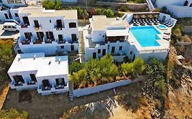 Golden Sun Hotel Ios Island
