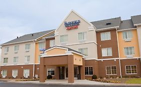 Fairfield Inn And Suites Memphis East