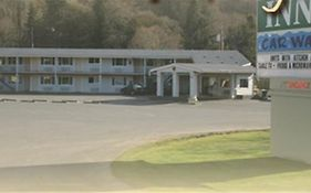 Northwoods Inn Clatskanie Oregon 2*