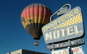 Monterey Non Smokers Motel Albuquerque Nm