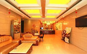 Greentree Inn Guangxi Guilin Railway Station Business Hotel