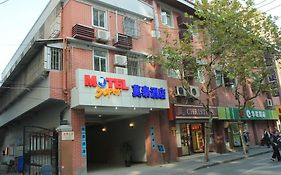 Motel 168 Shanghai Nanjing Road photos Exterior