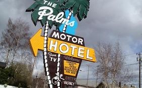 The Palms Motel Portland Oregon