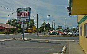 Greenway Motel Redmond Oregon 2*