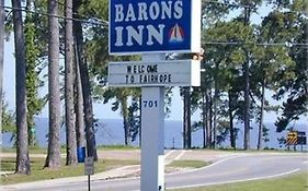 Barons by The Bay Inn-Fairhope Al