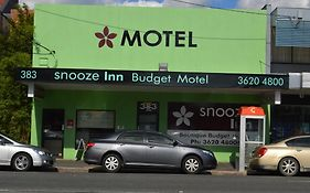 Snooze Inn Fortitude Valley photos Exterior