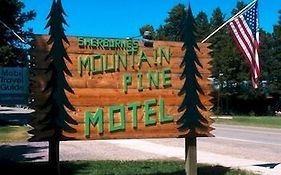 Mountain Pine Motel East Glacier Park Village 2* United States
