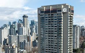 Coast Plaza Hotel And Suites Vancouver