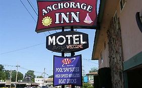 Anchorage Inn Lakeport