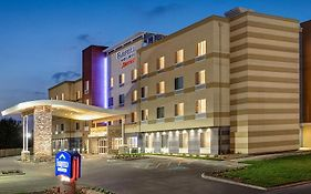 Comfort Suites Rockingham North Carolina