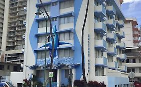 Holiday Surf Hotel Waikiki
