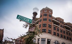 Jefferson Street Inn Wausau Wisconsin