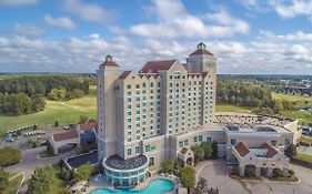 Grandover Hotel in Greensboro North Carolina
