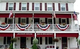 Jackson House Bed And Breakfast Railroad Pa