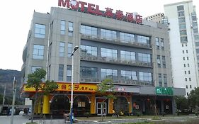 Motel 168 Huanglong Trade Area Branch Wenzhou