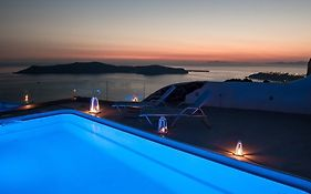 Spiliotica on The Cliff Apartment Santorini Island
