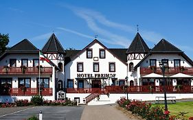 Hotels in Hiddenhausen
