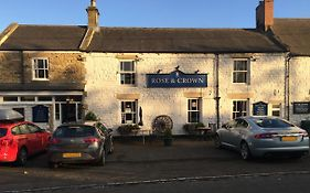 Slaley Rose And Crown