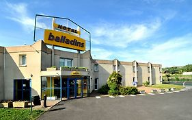 Hotel Balladins Chateaugay