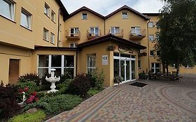 Bursztyn Medical Spa & Wellness Hotel Dąbki