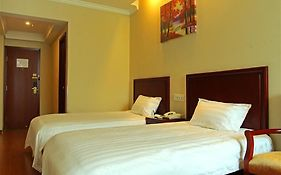 Green Tree Inn Taiyuan Jianshe South Road Changfeng Street Express Hotel Pei-Ying-Chan