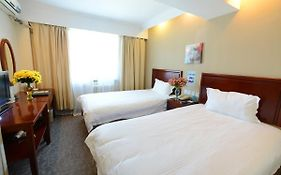 Greentree Inn Heze Cao County Qinghe Road Business Hotel