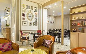 La Cite Rougemont Hotel Paris