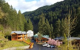 Carson Hot Springs Resort Wa