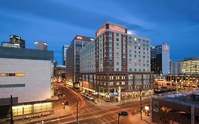 Hilton Garden Inn Denver Downtown Denver Co