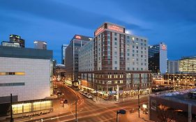 Hilton Garden Inn Denver Downtown photos Exterior
