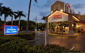 Hampton Inn And Suites Fort Lauderdale Airport