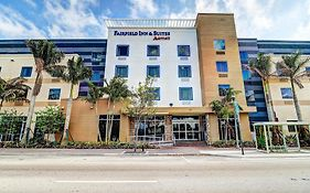 Fairfield Inn & Suites Delray Beach i 95