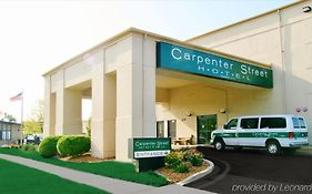 Carpenter Street Hotel Springfield Illinois
