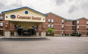 Comfort Suites Jeffersonville Indiana