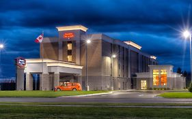 Hampton Inn And Suites Fredericton