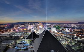 The Luxor Hotel in Vegas