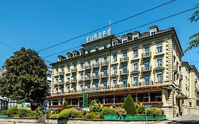 Grand Hotel Europe Lucerne Switzerland