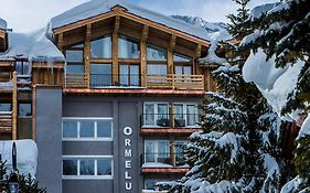 Hotel Ormelune Val d Isere