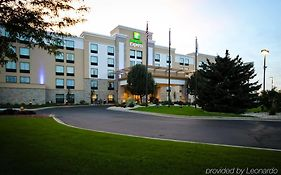 Holiday Inn Express Janesville Wisconsin