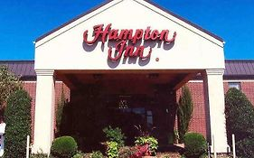 Hampton Inn Clarksville Arkansas